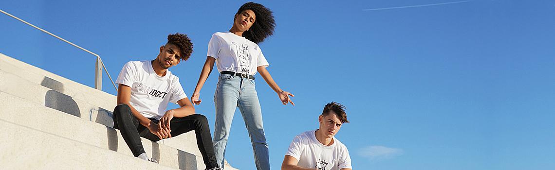 Unisex T shirts