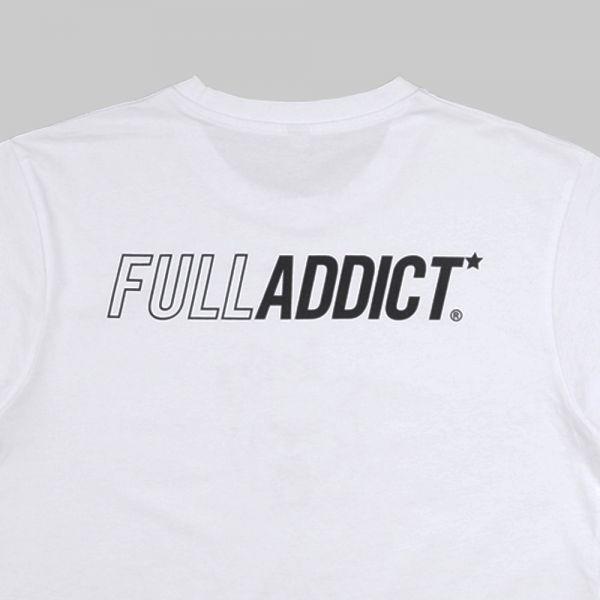 Full On Bear ★ printed white T shirt